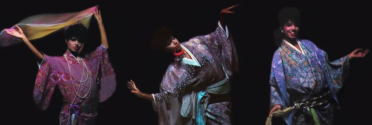 Modernising the Kimono – the Itchiku Grand Show of 1982