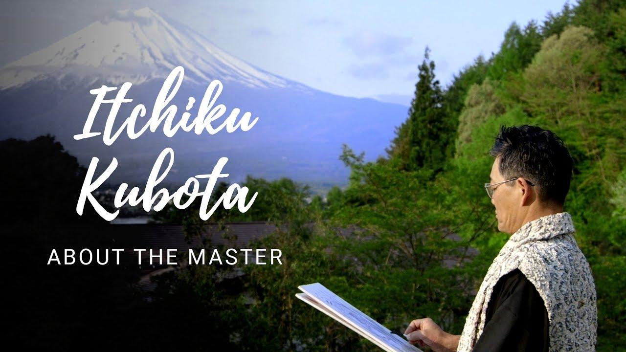 About Itchiku Kubota