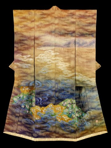 Geki/Swirling Tidal Currents