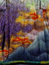 Ohn/ Fuji and Burning Clouds