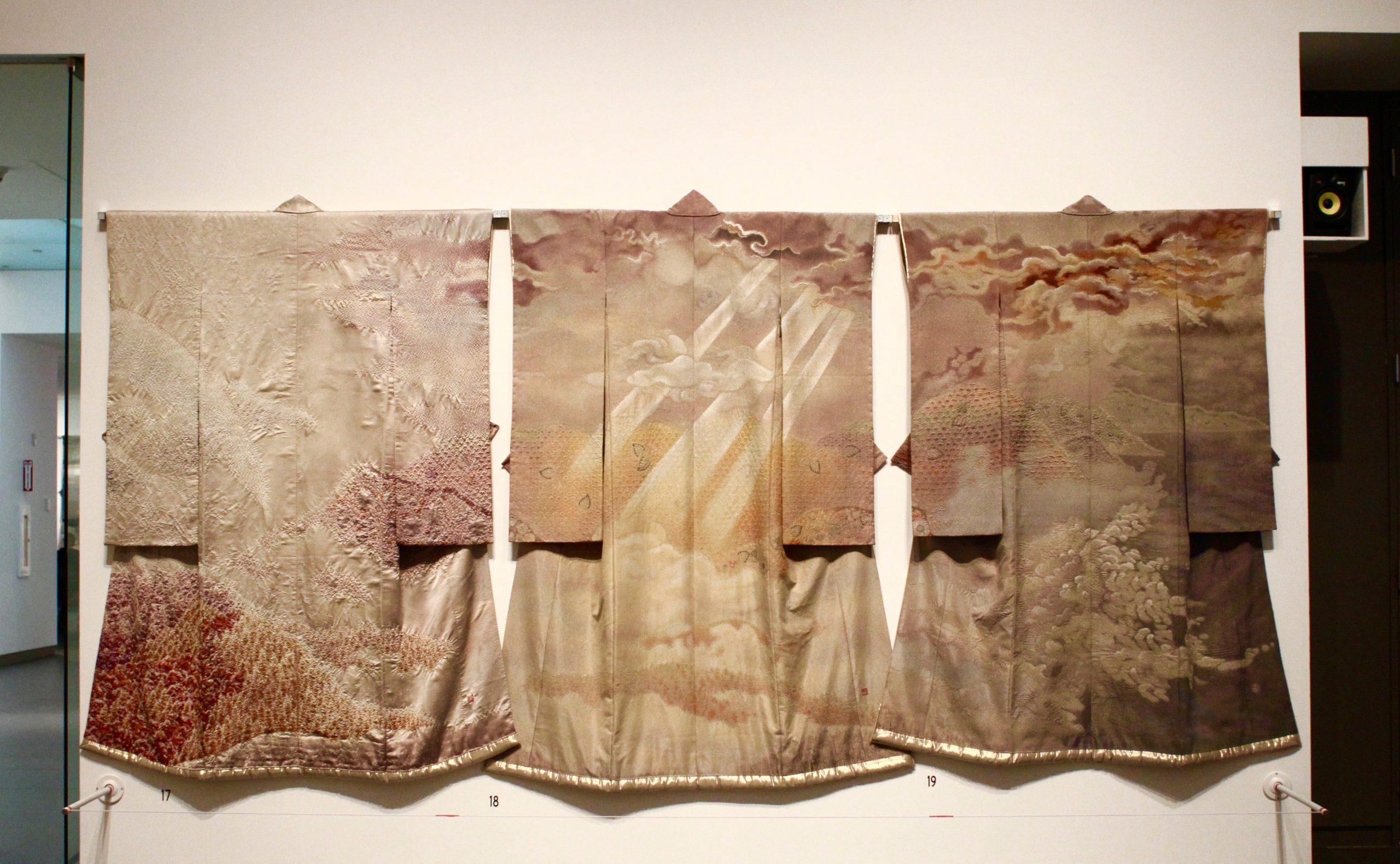 Looking back, moving forward – reflecting on the Itchiku Kubota exhibition