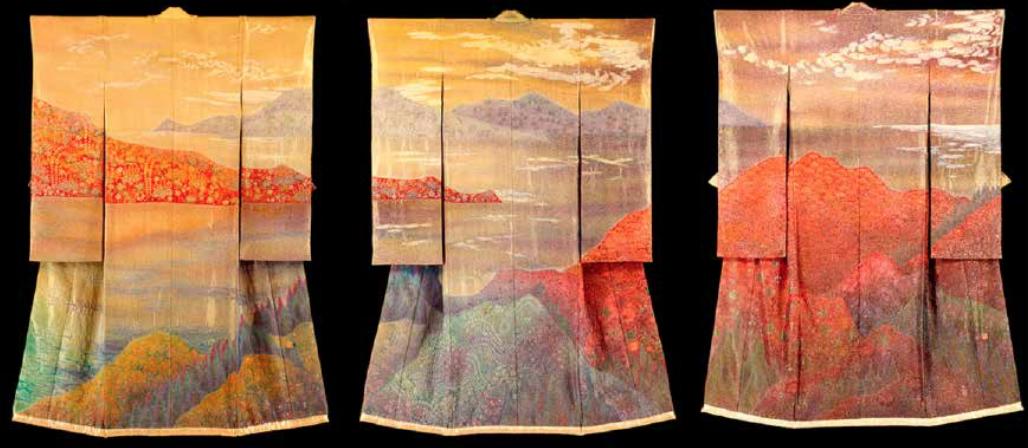 Itchiku Kubota: The Symphony of Light