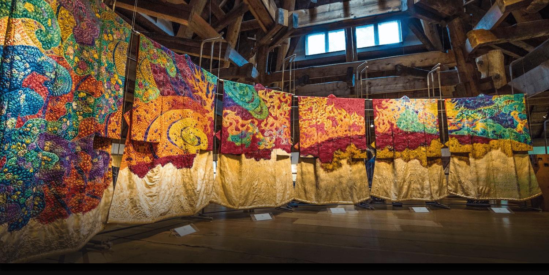 'Kubota's Kimonos: A History on Silk' documentary takes part in The Art of Brooklyn Film Festival