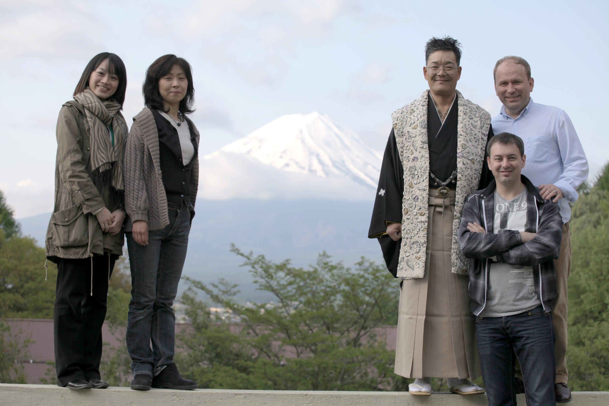 'Kubota's Kimonos: A History on Silk': Interview with filmmaker Radik Kudoyarov